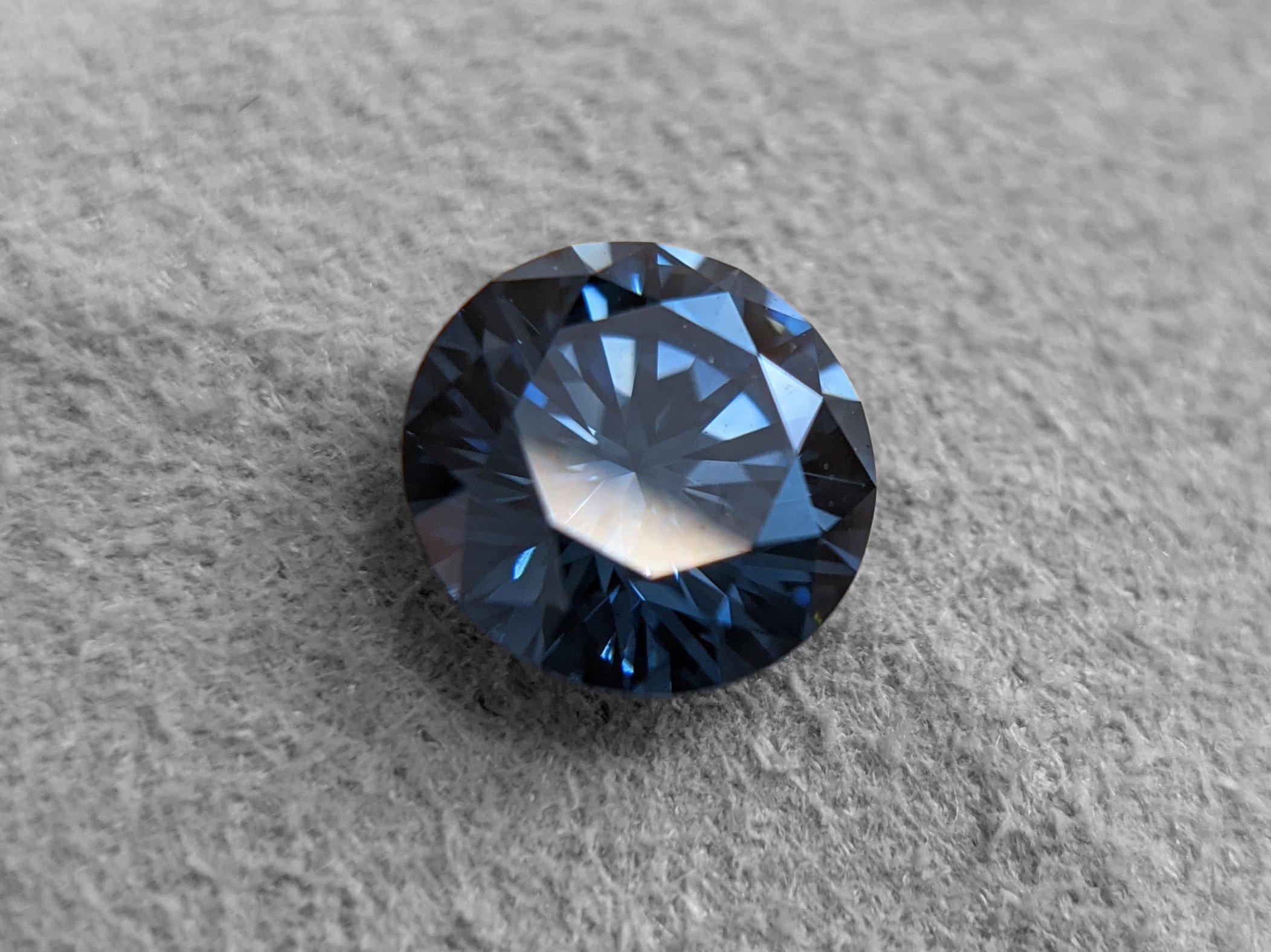 八心八箭骨灰鑽石