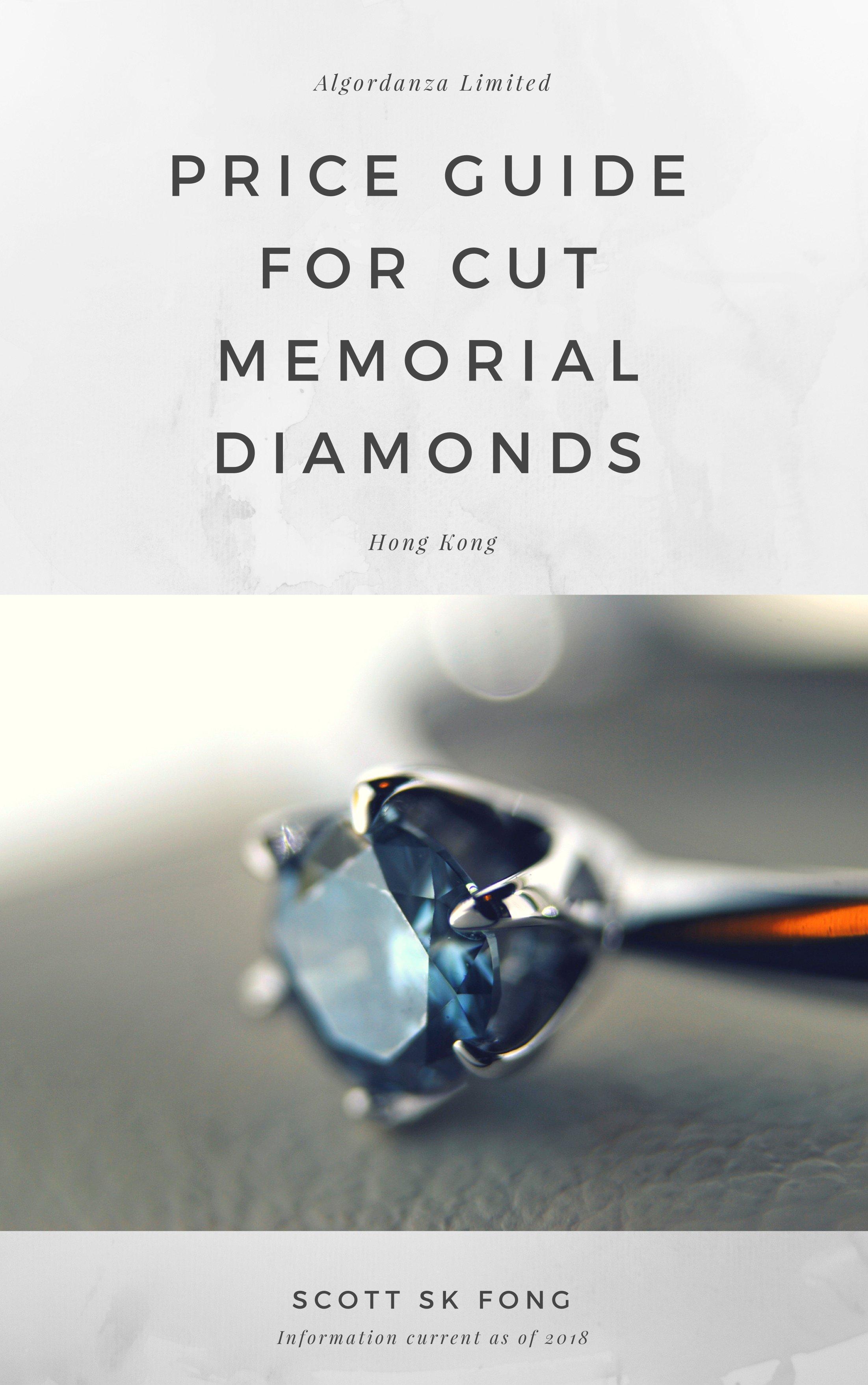 Price Guide Cut Diamond