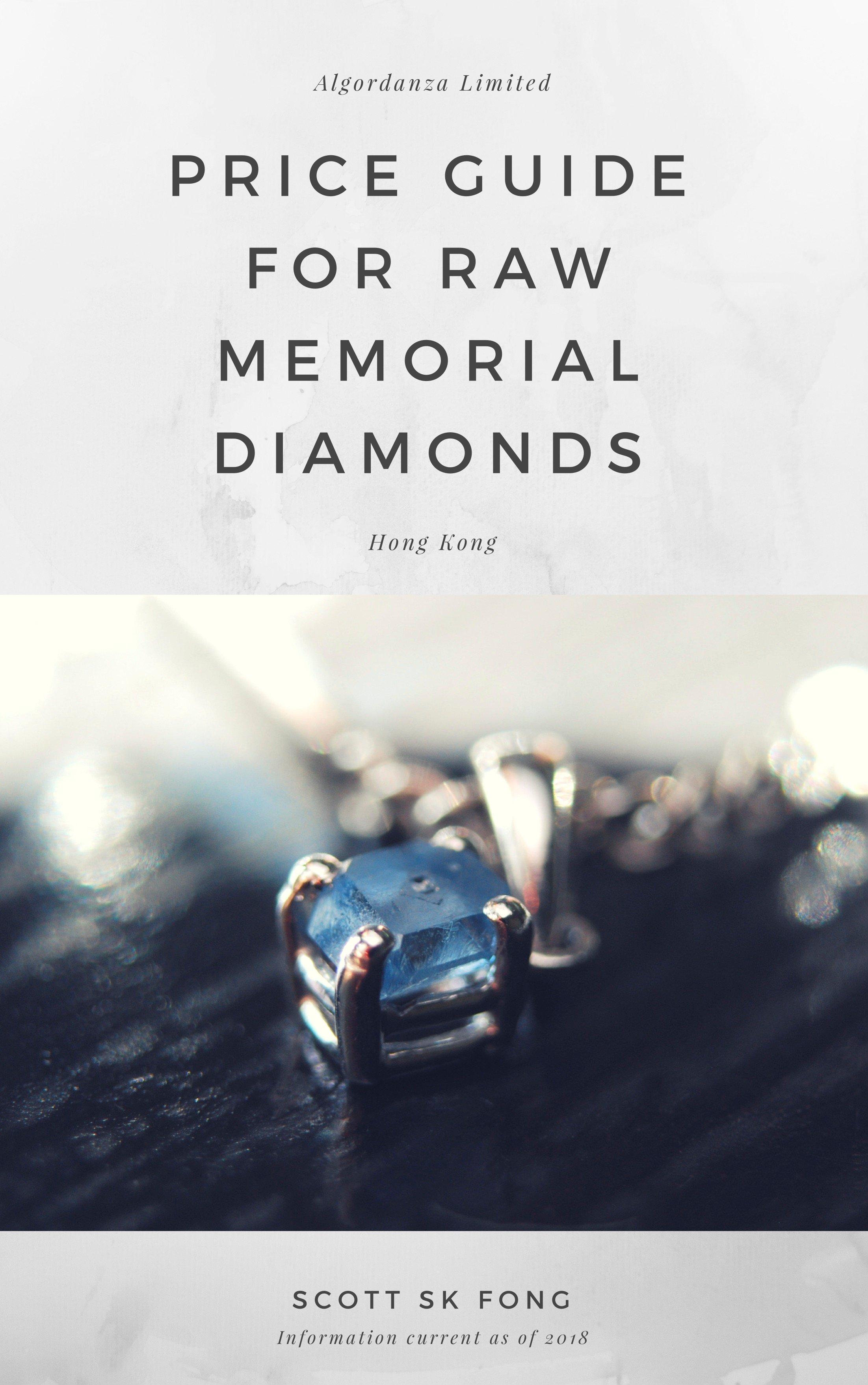 Price Guide Raw Diamond