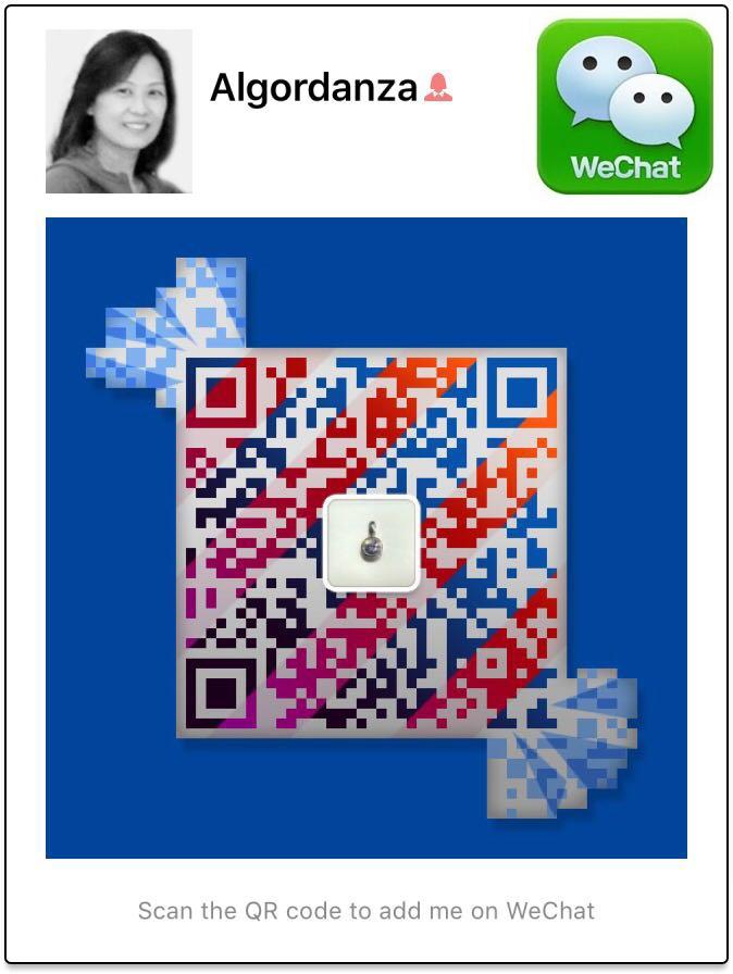 WeChat Algordanza HKCN2-2