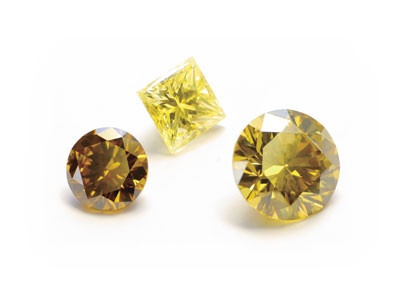 黃色 Yellow Diamond