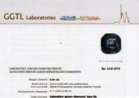 3rd Party Diamond Certificate